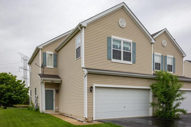3611 Indian Head Lane #3611, Joliet, IL 60435 (MLS #10388996) :: Berkshire Hathaway HomeServices Snyder Real Estate