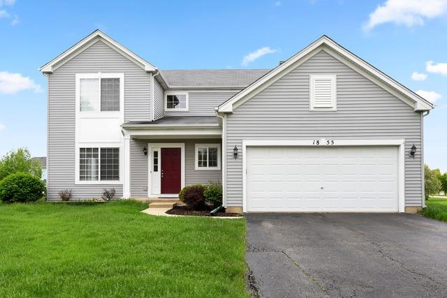 1855 Ione Court, Aurora, IL 60503 (MLS #10389020) :: Berkshire Hathaway HomeServices Snyder Real Estate
