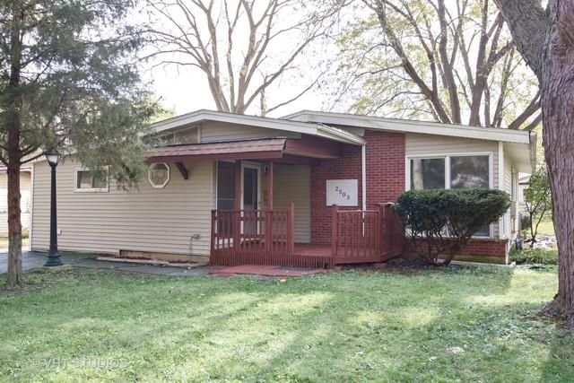 2503 Grouse Lane, Rolling Meadows, IL 60008 (MLS #10389046) :: Berkshire Hathaway HomeServices Snyder Real Estate