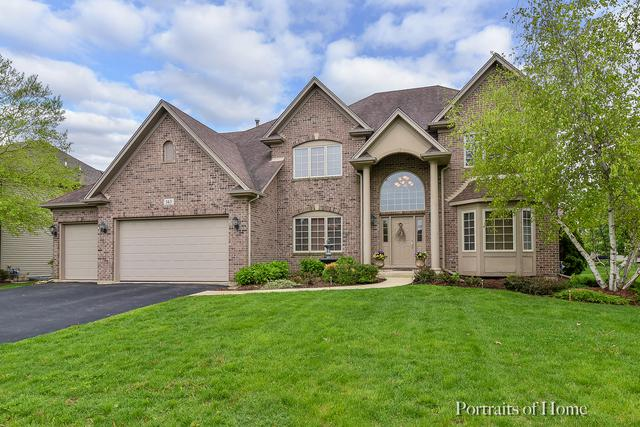 143 Pineridge Drive S, Oswego, IL 60543 (MLS #10389053) :: Berkshire Hathaway HomeServices Snyder Real Estate