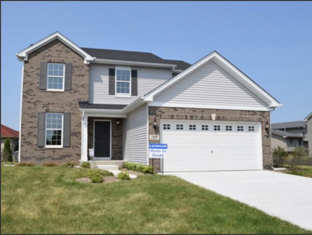 8316 Buckingham Road, Joliet, IL 60431 (MLS #10389068) :: Berkshire Hathaway HomeServices Snyder Real Estate