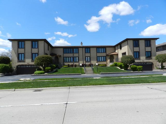 10360 Central Avenue 3C, Oak Lawn, IL 60453 (MLS #10389069) :: Berkshire Hathaway HomeServices Snyder Real Estate