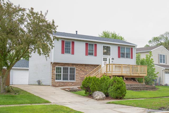 20523 Frankfort Square Road, Frankfort, IL 60423 (MLS #10389089) :: Berkshire Hathaway HomeServices Snyder Real Estate