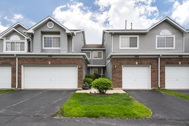 1262 S Parkside Drive S1, Palatine, IL 60067 (MLS #10389107) :: Berkshire Hathaway HomeServices Snyder Real Estate
