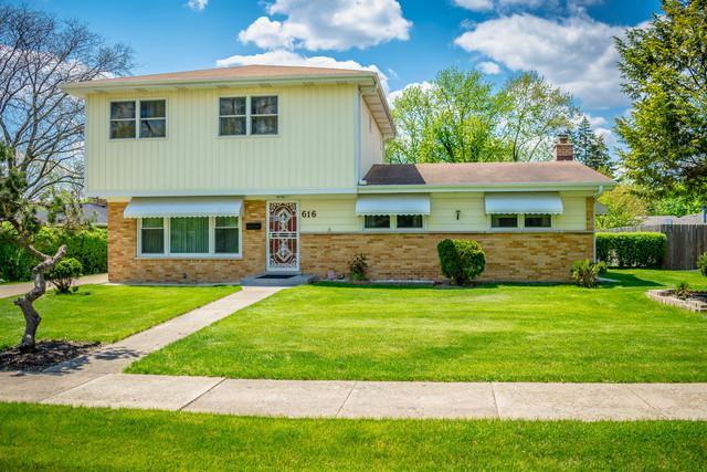 616 White Oak Drive, Roselle, IL 60172 (MLS #10389176) :: Berkshire Hathaway HomeServices Snyder Real Estate