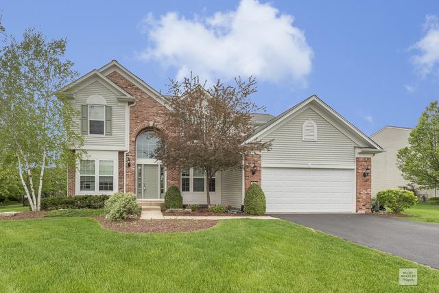 1544 Coral Drive, Yorkville, IL 60560 (MLS #10389177) :: Berkshire Hathaway HomeServices Snyder Real Estate