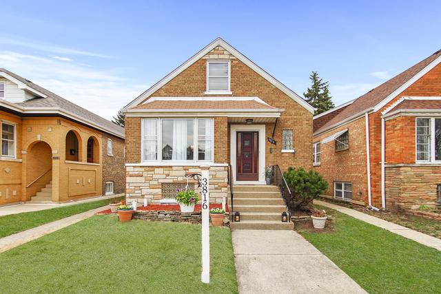 3816 Wisconsin Avenue, Berwyn, IL 60402 (MLS #10389262) :: Berkshire Hathaway HomeServices Snyder Real Estate