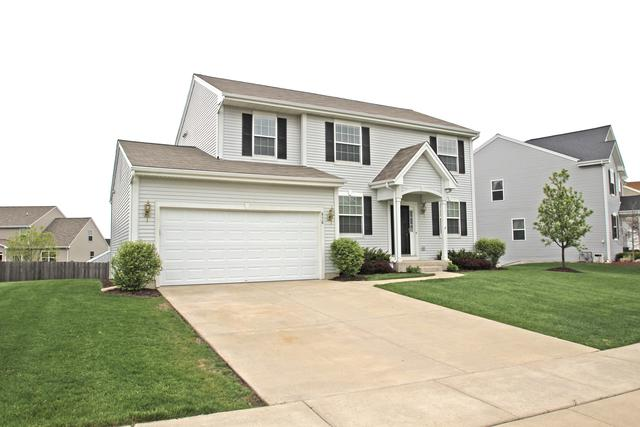 856 Singing Hills Drive, Volo, IL 60073 (MLS #10389268) :: Berkshire Hathaway HomeServices Snyder Real Estate