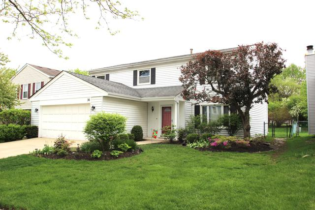 36 Monterey Drive, Vernon Hills, IL 60061 (MLS #10389287) :: Berkshire Hathaway HomeServices Snyder Real Estate