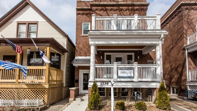 1736 W Winona Street, Chicago, IL 60640 (MLS #10389303) :: The Perotti Group | Compass Real Estate
