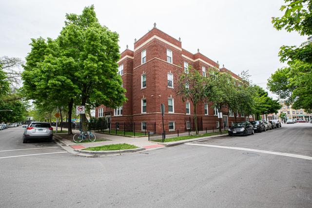 2717 N Sawyer Avenue G, Chicago, IL 60647 (MLS #10389330) :: The Perotti Group | Compass Real Estate