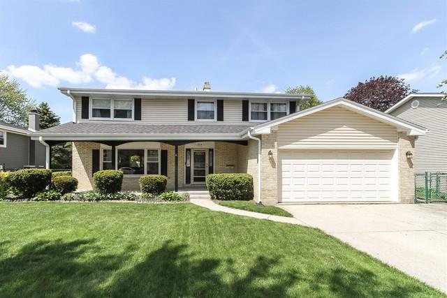 604 E Cunningham Drive, Palatine, IL 60074 (MLS #10389393) :: Berkshire Hathaway HomeServices Snyder Real Estate