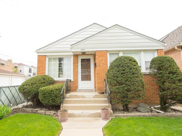 3941 N Plainfield Avenue, Chicago, IL 60634 (MLS #10389426) :: Berkshire Hathaway HomeServices Snyder Real Estate