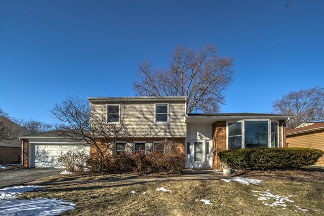 1316 E Gloria Drive, Palatine, IL 60074 (MLS #10389445) :: Berkshire Hathaway HomeServices Snyder Real Estate