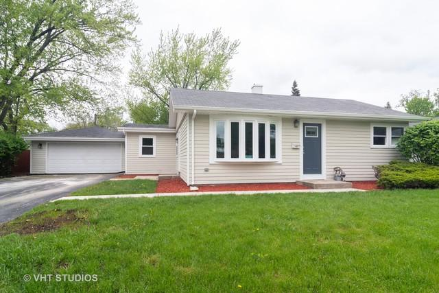 2803 Meadow Drive, Rolling Meadows, IL 60008 (MLS #10389501) :: Berkshire Hathaway HomeServices Snyder Real Estate