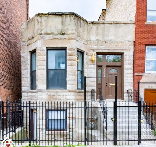 1244 S Lawndale Avenue, Chicago, IL 60623 (MLS #10389502) :: Berkshire Hathaway HomeServices Snyder Real Estate