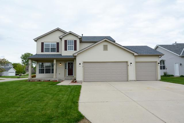 3115 Almond Lane, Mchenry, IL 60051 (MLS #10389504) :: The Jacobs Group