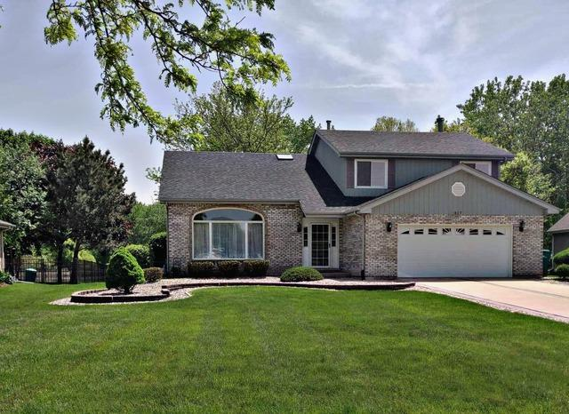 817 Erie Drive, Romeoville, IL 60446 (MLS #10389517) :: Berkshire Hathaway HomeServices Snyder Real Estate