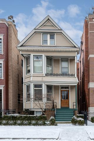 1525 W Roscoe Street, Chicago, IL 60657 (MLS #10389569) :: BNRealty