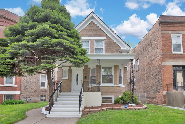 11351 S Prairie Avenue, Chicago, IL 60628 (MLS #10389589) :: Berkshire Hathaway HomeServices Snyder Real Estate