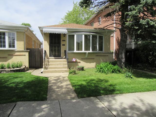 5256 W Carmen Avenue, Chicago, IL 60630 (MLS #10389599) :: The Jacobs Group