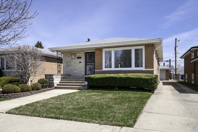 8331 S Tripp Avenue, Chicago, IL 60652 (MLS #10389621) :: The Jacobs Group