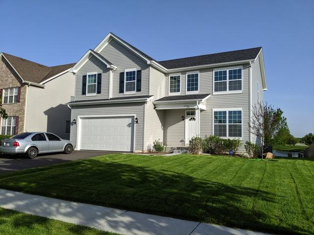 6706 Mountain Ridge Pass, Plainfield, IL 60586 (MLS #10389682) :: Berkshire Hathaway HomeServices Snyder Real Estate