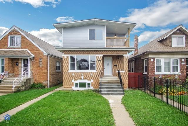 2418 N Mcvicker Avenue, Chicago, IL 60639 (MLS #10389684) :: The Perotti Group | Compass Real Estate