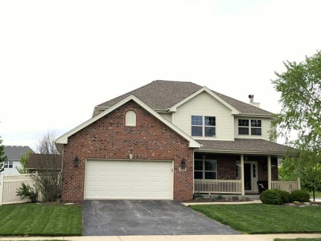 315 Lilac Drive, Beecher, IL 60401 (MLS #10389708) :: Property Consultants Realty