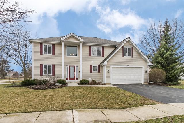 504 W Courtland Street, Mundelein, IL 60060 (MLS #10389734) :: Berkshire Hathaway HomeServices Snyder Real Estate