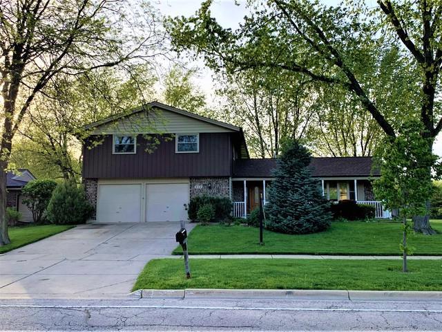 816 S Salem Drive, Schaumburg, IL 60193 (MLS #10389745) :: Berkshire Hathaway HomeServices Snyder Real Estate