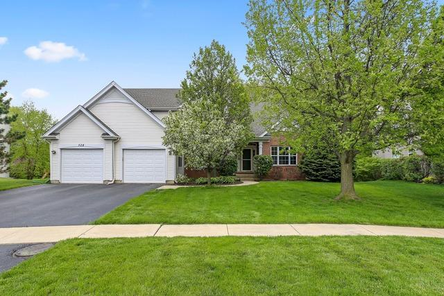 528 Middlebury Drive, Lake Villa, IL 60046 (MLS #10389788) :: Baz Realty Network | Keller Williams Elite
