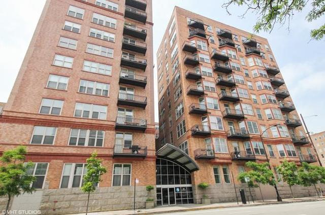 500 S Clinton Street #622, Chicago, IL 60607 (MLS #10389824) :: Property Consultants Realty