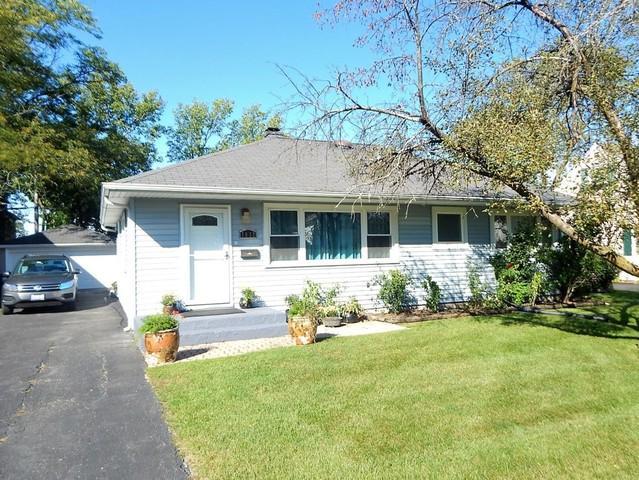 7032 Palma Lane, Morton Grove, IL 60053 (MLS #10389838) :: Berkshire Hathaway HomeServices Snyder Real Estate