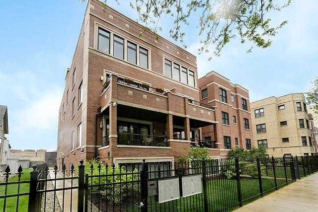 2133 N Campbell Avenue 2B, Chicago, IL 60647 (MLS #10389864) :: The Perotti Group | Compass Real Estate