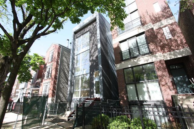 2331 N Leavitt Street #2, Chicago, IL 60647 (MLS #10389896) :: Berkshire Hathaway HomeServices Snyder Real Estate