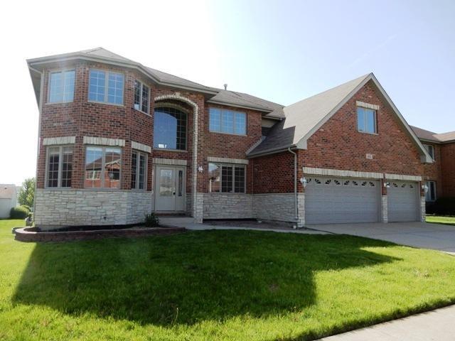 912 Donnington Drive, Matteson, IL 60443 (MLS #10389941) :: John Lyons Real Estate