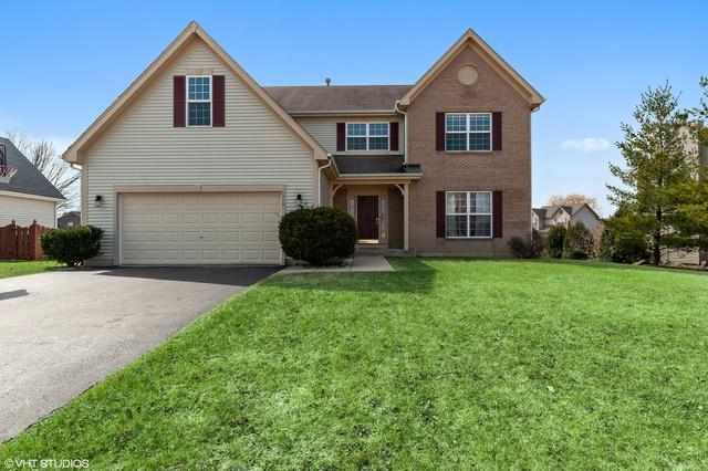 1319 Amberwood Drive, Crystal Lake, IL 60014 (MLS #10389946) :: Berkshire Hathaway HomeServices Snyder Real Estate