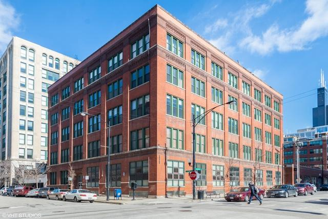331 S Peoria Street #406, Chicago, IL 60607 (MLS #10389958) :: Property Consultants Realty