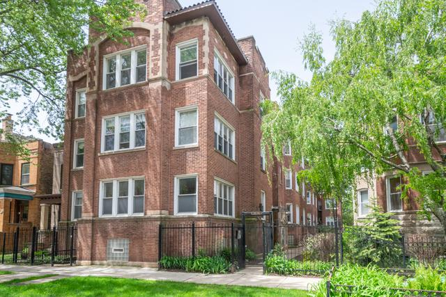 4838 N Magnolia Avenue 1A, Chicago, IL 60640 (MLS #10389964) :: John Lyons Real Estate