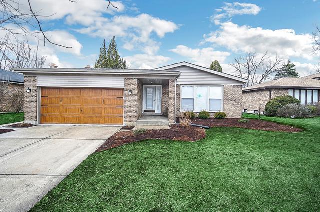 842 School Avenue, Matteson, IL 60443 (MLS #10389980) :: John Lyons Real Estate