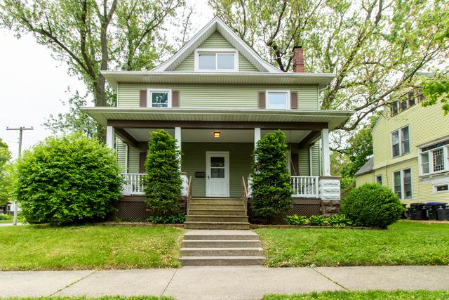 1215 E Jefferson Street, Bloomington, IL 61701 (MLS #10389993) :: The Wexler Group at Keller Williams Preferred Realty