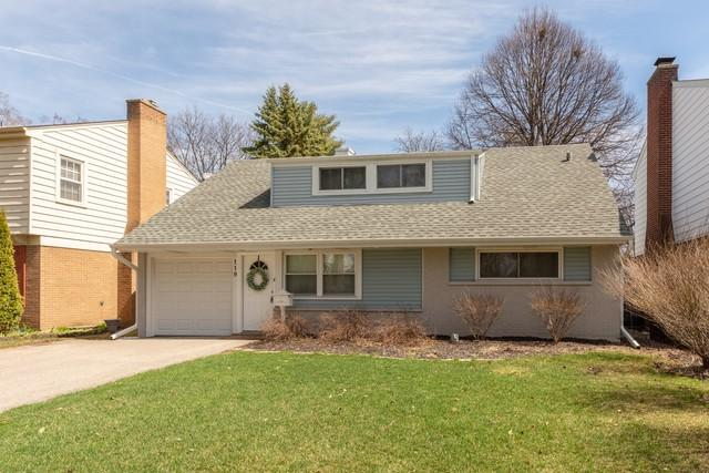 119 S Brighton Place, Arlington Heights, IL 60004 (MLS #10390004) :: Berkshire Hathaway HomeServices Snyder Real Estate