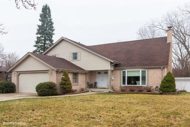 827 N Sanborn Drive, Palatine, IL 60074 (MLS #10390034) :: Berkshire Hathaway HomeServices Snyder Real Estate