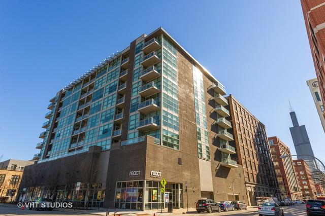 225 S Sangamon Street #608, Chicago, IL 60607 (MLS #10390105) :: Property Consultants Realty