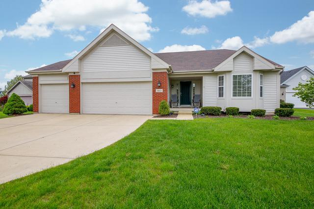 1463 Fechner Circle, North Aurora, IL 60542 (MLS #10390150) :: Berkshire Hathaway HomeServices Snyder Real Estate