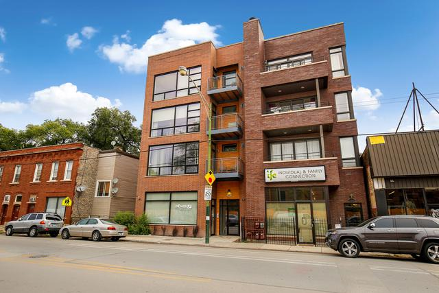 2865 N Clybourn Avenue #3, Chicago, IL 60618 (MLS #10390173) :: Domain Realty