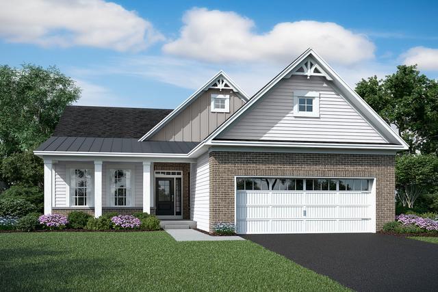 23744 N. Muirfield Lot #21 Drive, Kildeer, IL 60047 (MLS #10390220) :: Helen Oliveri Real Estate