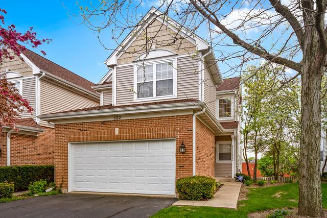 522 Cherry Hill Court, Schaumburg, IL 60193 (MLS #10390221) :: Berkshire Hathaway HomeServices Snyder Real Estate
