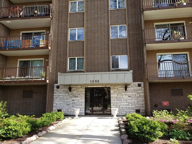 1365 Ashland Avenue #203, Des Plaines, IL 60016 (MLS #10390261) :: Baz Realty Network | Keller Williams Elite